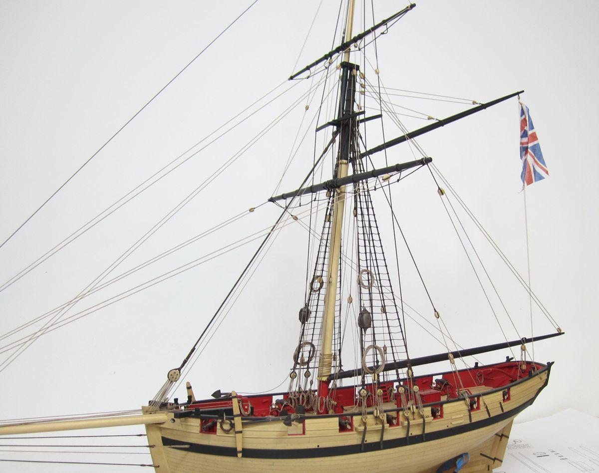 Revenue Cutter Cheerful 1806