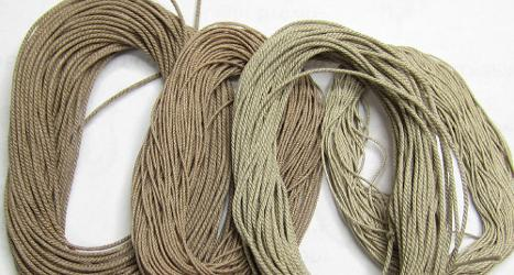 Scale Miniature rope for Rigging Ship Models - Hand made rigging